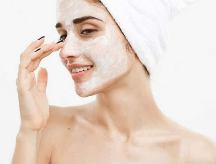 Η σπιτική αντιοξειδωτική μάσκα για λαμπερό πρόσωπο σε χρόνο dt!