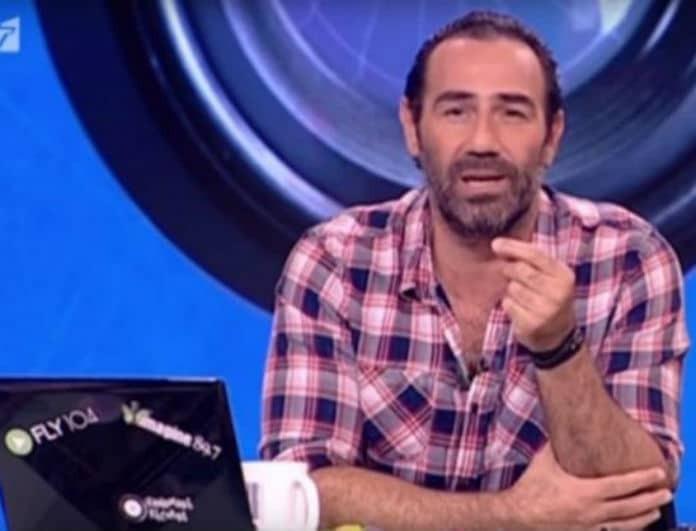 Αντώνης Κανάκης: Ξέσπασμα άνευ προηγουμένου κατά του Νότη Σφακιανάκη: