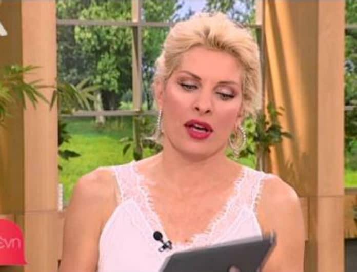 Επικό σκηνικό στην εκπομπή της Μενεγάκη! Ο Άγγελος Λάτσιος πήρε τηλέφωνο on air! (Βίντεο)