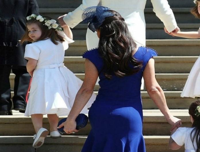 Βασιλικός γάμος: Τα οπίσθια της φίλης της Μέγκαν και η... σύγκριση!