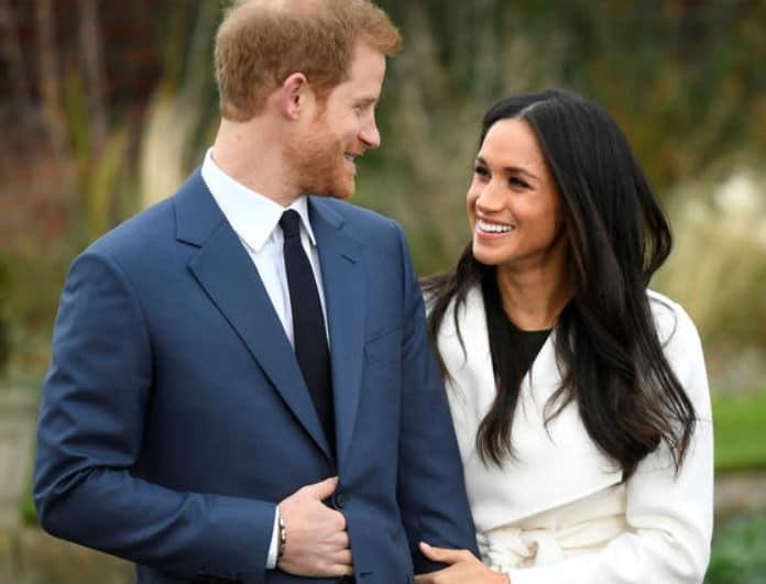 Βασιλικός γάμος: Η τούρτα υπερπαραγωγή του Χάρι και της Μέγκαν Μαρκλ!