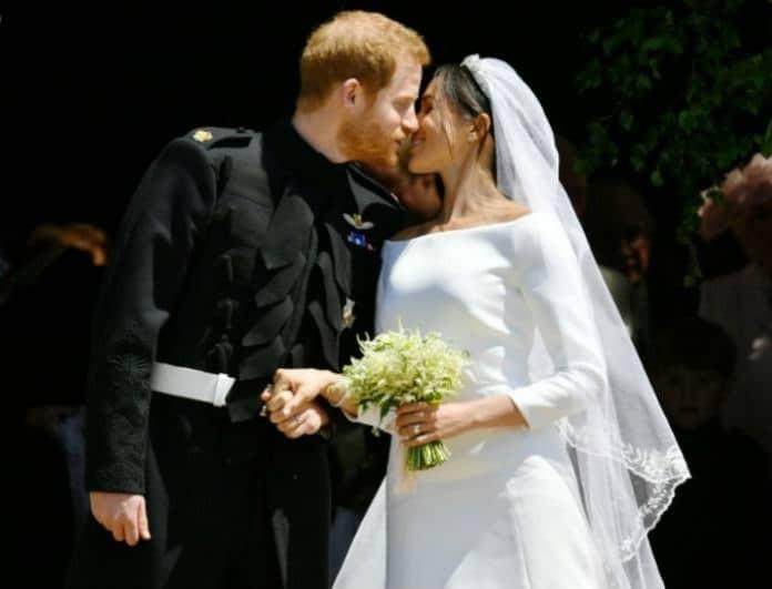 Αδιανόητο! Πουλούν 400 δολάρια στο eBay την μπομπονιέρα του Πρίγκιπα Χάρι και της Μέγκαν! (Photos)