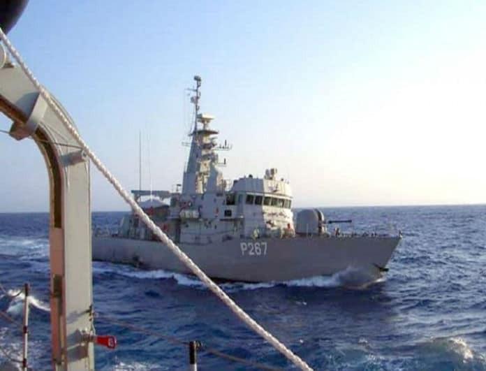 Συναγερμός ανοικτά της Μυτιλήνης: Τουρκικό εμπορικό πλοίο «ακούμπησε» ελληνική κανονιοφόρο!