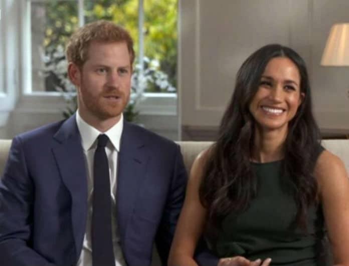 Πρίγκιπας Χάρι - Μέγκαν Μαρκλ: Τώρα και σε τούρτα λίγο πριν τον γάμο! (Βίντεο)