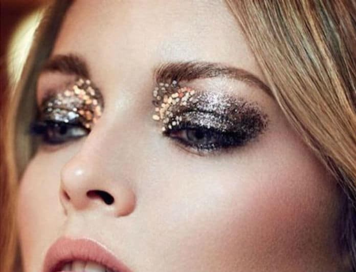 Crystal on the Eye: Το νέο make up trend για να δώσεις λάμψη στο βλέμμα σου!