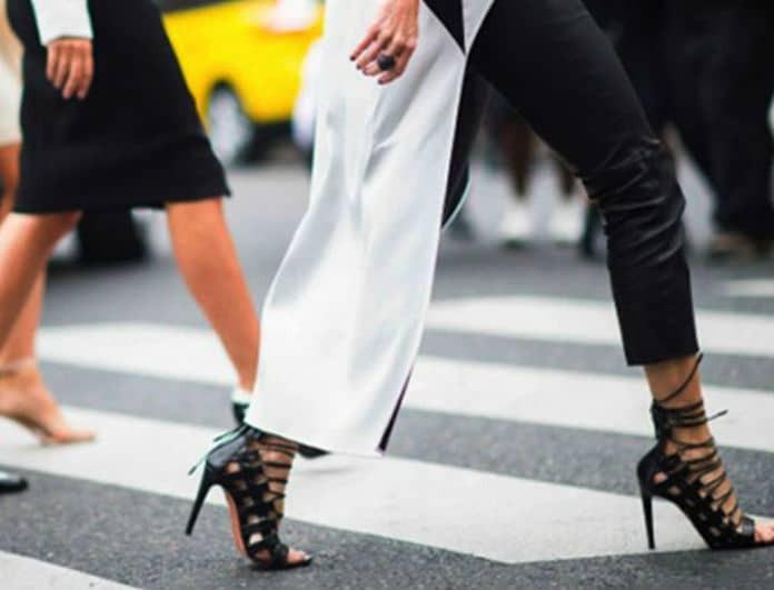 Shop it! Τα εκπτωσιακά παπούτσια που θα δώσουν ένα άλλον αέρα στο περπάτημα σου!