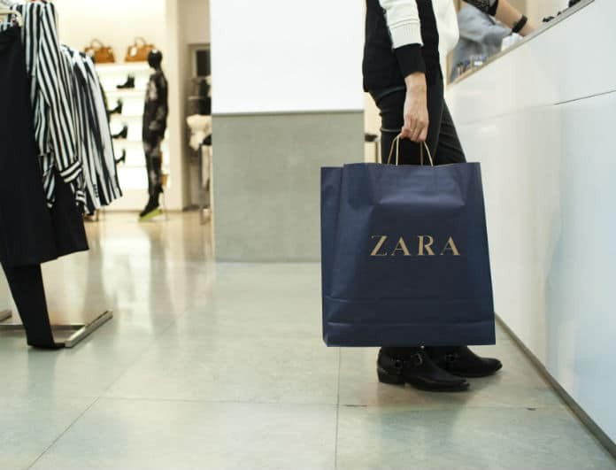 Shop it! Αυτό είναι το ruffle πανταλόνι από τα Zara που δεν πρέπει να λείπει από την γκαρνταρόμπα σου!