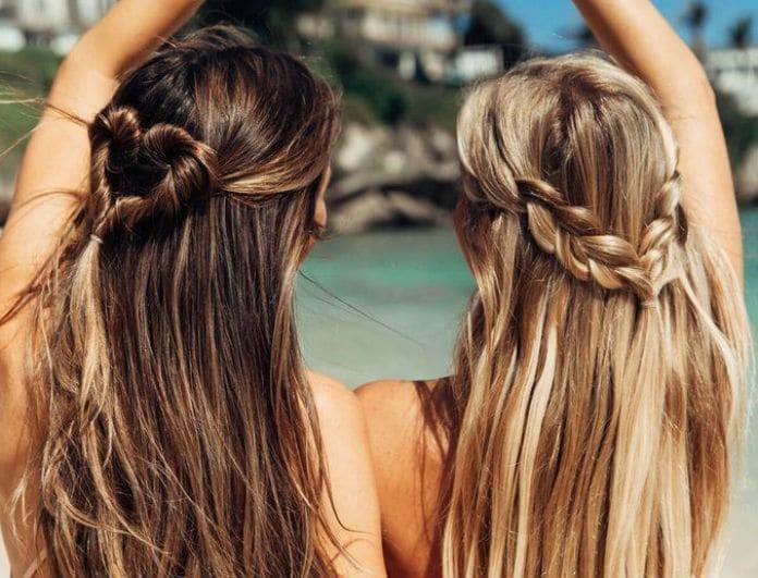Ταλαιπωρημένα μαλλιά από την θάλασσα; Όχι πια! Η σπιτική μάσκα με καρύδα που υπόσχεται «θαύματα»!