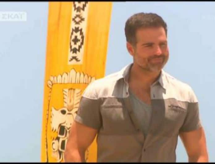 Survivor 2: Ντροπή! Η Εύη κοροϊδεύει τον παρουσιαστή της Κολομβίας μέσα στα μούτρα του! (βίντεο)