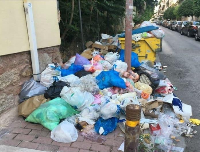«Πνιγμένη» στα σκουπίδια η Αθήνα! Ο ΧΥΤΑ Φυλής παραμένει κλειστός για 10η μέρα!