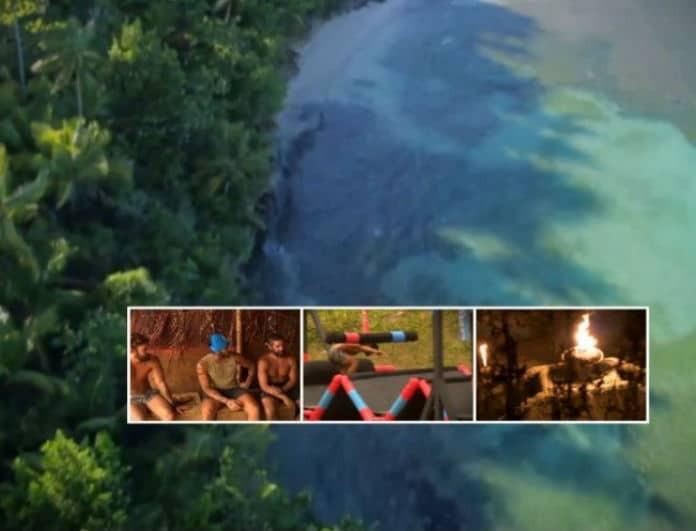 Survivor spoiler: Διέρρευσαν πλάνα από την σημερινή (27/06) ασυλία! (video)