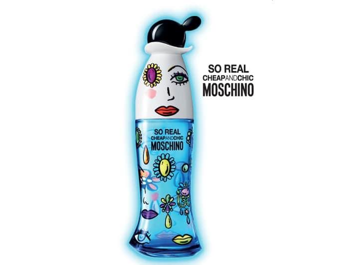 Διαγωνισμός: Κέρδισε το παιχνιδιάρικο άρωμα Moschino So Real!