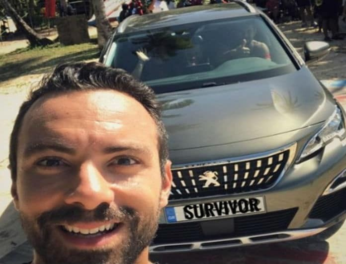 Survivor - Διαρροή: Αυτός ο παίκτης κερδίζει φέτος το πολυτελές αυτοκίνητο!