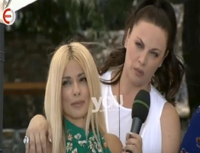 Μίνα Αρναούτη: Η πρώτη της εμφάνιση στην εκπομπή! Η αμηχανία και τα λόγια στο κοινό! (Βίντεο)