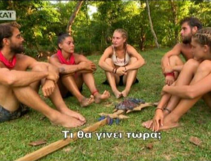 Survivor 2: Την παραδέχτηκαν! Αποθέωση της Εύης από τους αντιπάλους της! -