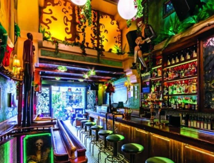 Το coctail bar που είναι η all time μπαρίστικη αξία της Αθήνας!