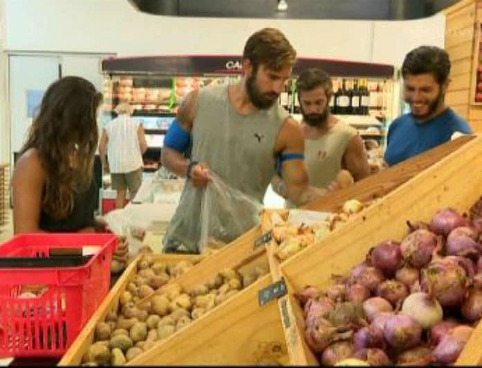 Survivor 2: Ψώνια! Οι Μαχητές πήγαν super market και το... τερμάτισαν! (βίντεο)