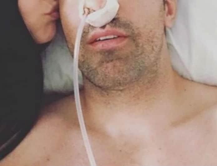 Ανατριχιαστικό! Το μήνυμα γνωστού ποδοσφαιριστή που παλεύει με τον καρκίνο στα 32 του!