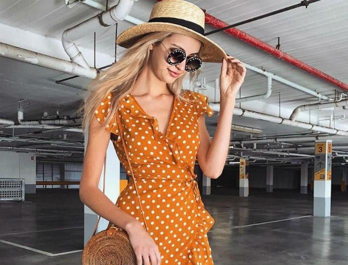 Είσαι fan των polka dot looks;; Η Fashion editor του Youweekly.gr προτείνει τα καλύτερα κομμάτια!