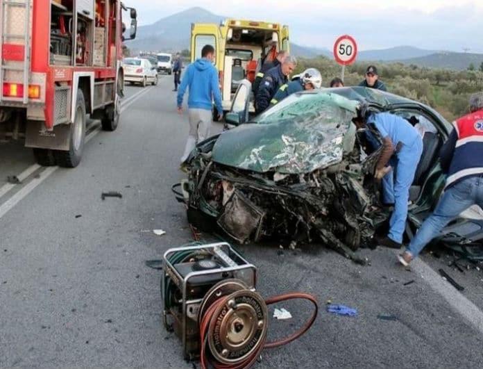 Νέο τροχαίο συγκλονίζει το Πανελλήνιο: Νεκρό 21χρονο παλικάρι!