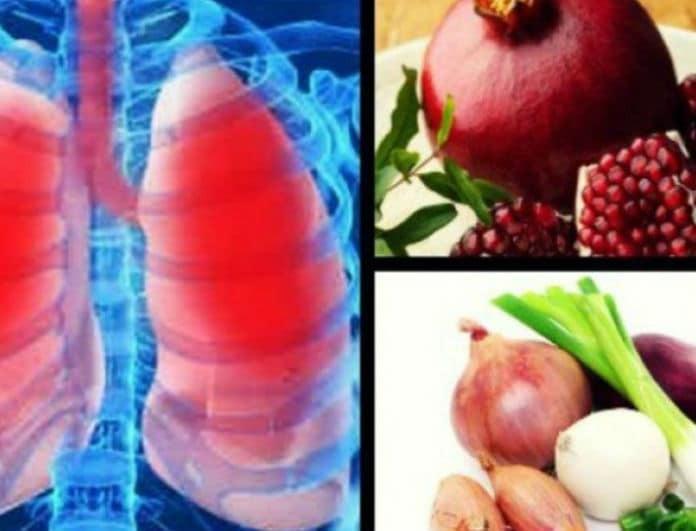 Είσαι καπνιστής; 7 τροφές για να καθαρίσεις τους πνεύμονές σου!