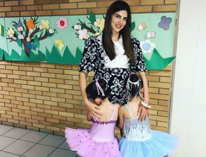 Σταματίνα Τσιμτσιλή: Τα γενέθλια της Μαιρούλας και η τούρτα έκπληξη!