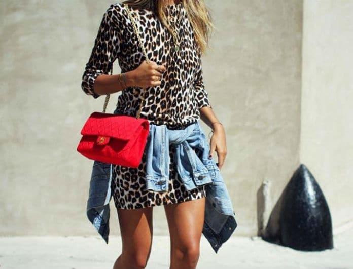 Animal print: Πως να το φορέσεις σωστά για να μην δείχνεις κιτς!