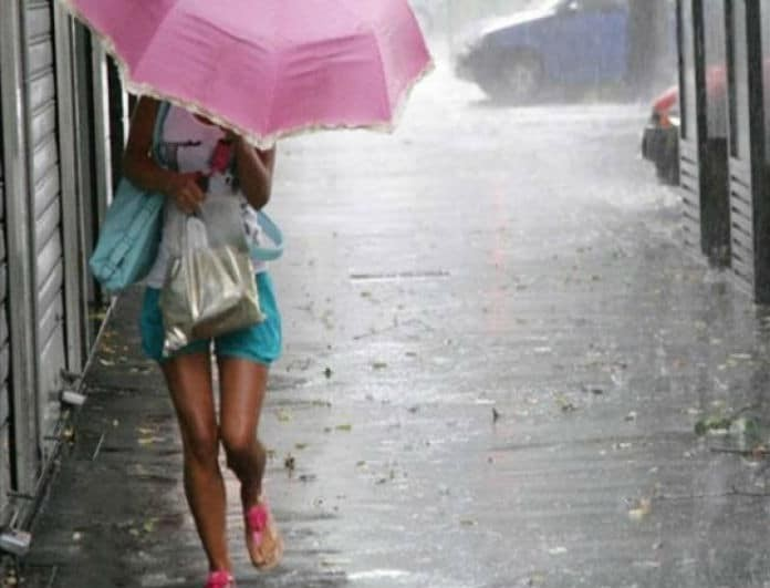 Καιρός: Πτώση της θερμοκρασίας και βροχές σήμερα, Παρασκευή!