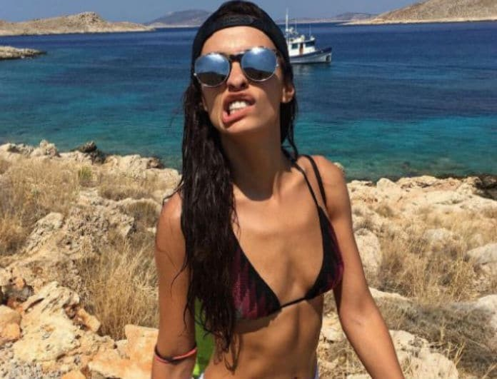 Ελένη Φουρέιρα: Τα beach looks της που έγραψαν ιστορία! Μια fuego... στην παραλία!