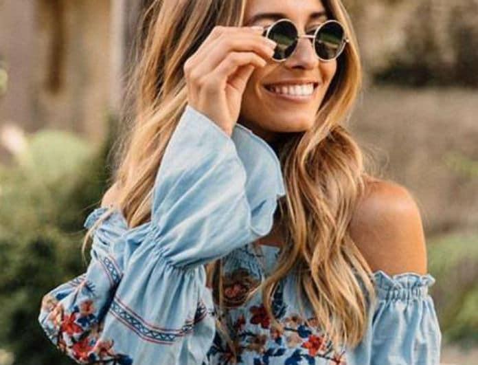 Οff the shoulders style: Η απόλυτη τάση για το φετινό καλοκαίρι! Πως να υιοθετήσεις το απόλυτο street style!