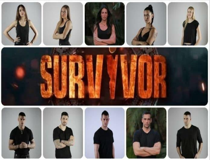 Survivor - αποκάλυψη: Αυτή ήταν η κατάταξη στην 48ωρη ψηφοφορία!