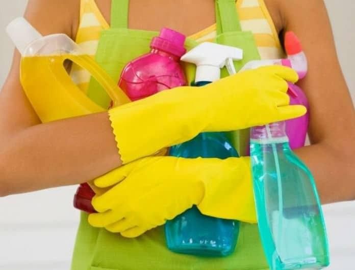 Ποιες ουσίες πρέπει να προσέχετε μέσα στο σπίτι και γιατί!