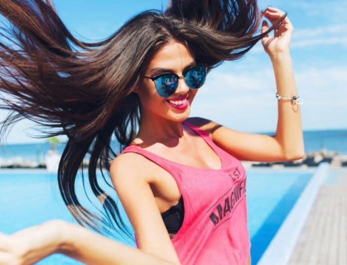 Πώς να φροντίσετε τα μαλλιά σας τώρα το καλοκαίρι! Μάθετε πως να τα προστατέψετε από τον ήλιο