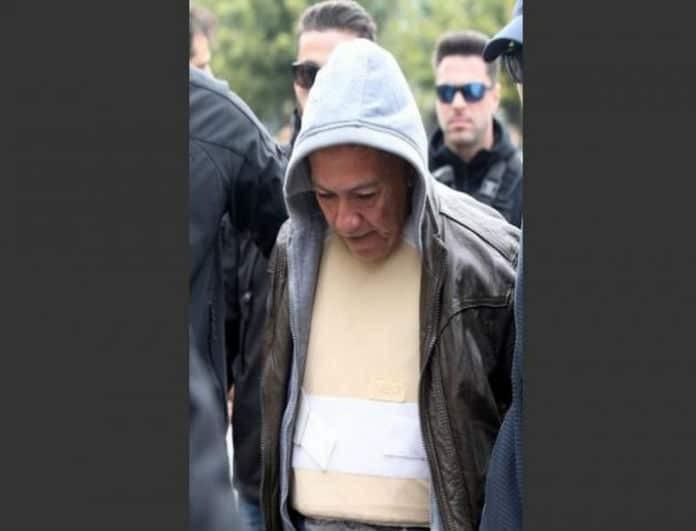 Αγνώριστος ο δολοφόνος της Δώρας Ζέμπερη στα δικαστήρια! (photos+video)