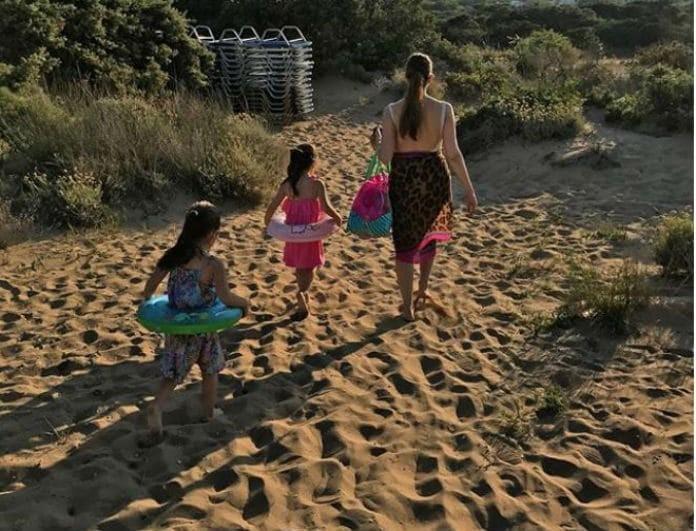 Καλοκαιρινές διακοπές με τα παιδιά; 12 tips από την Σταματίνα Τσιμτσιλή για να περάσετε όμορφα!