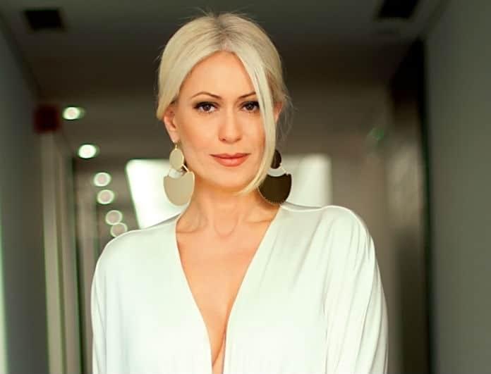 Romantic Look: Υιοθέτησε το καλοκαιρινό look της Μαρίας Μπακοδήμου για μοναδικές πρωινές εμφανίσεις!