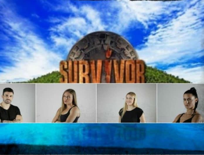 Survivor ψηφοφορία: Ποιος θέλετε να είναι ο μεγάλος νικητής του Survivor 2;