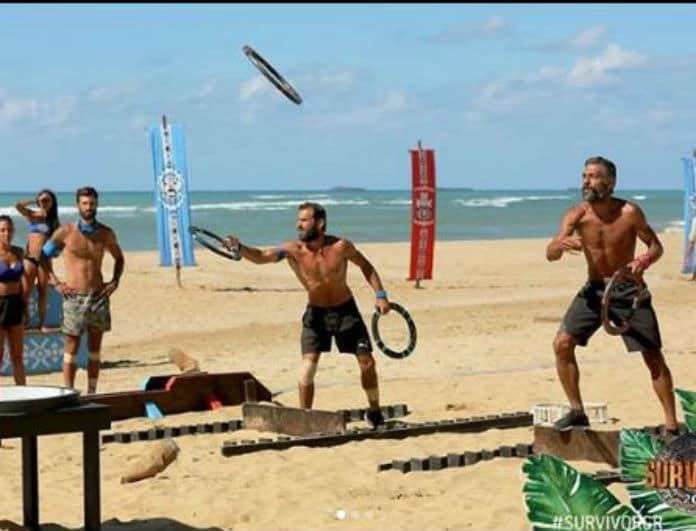Survivor 2 - Παρασκήνιο: Ο άγνωστος (χοντρός!) καβγάς για τα μάτια μιας γυναίκας - Έκαναν την παραλία ρινγκ οι δυο... θερμόαιμοι παίκτες!