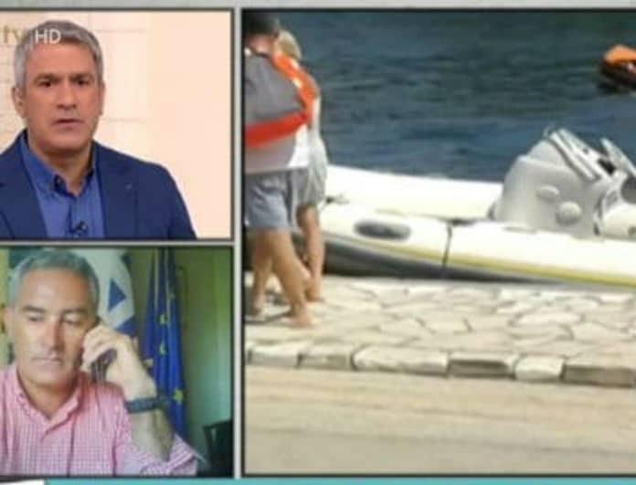 Συγκλονίζει ο θάνατος του 15χρονου από τους Παξούς - Τι είπε ο δήμαρχος του νησιού (Βίντεο)