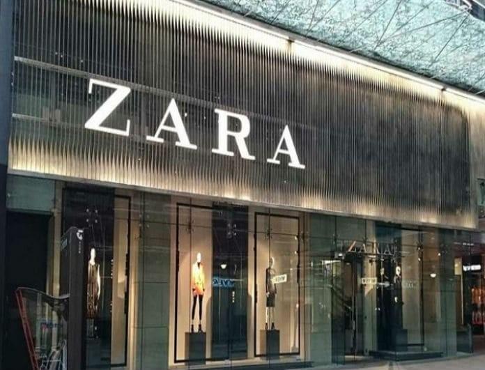 Shop it! H τουνίκ από τα Zara που δεν πρέπει να λείπει από την γκαρνταρόμπα σου!
