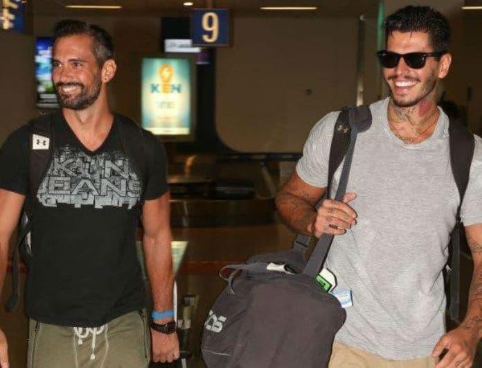 Survivor 2: Επέστρεψαν στην Ελλάδα Νικόλας Αγόρου και Πάνος Θεοδώρου!