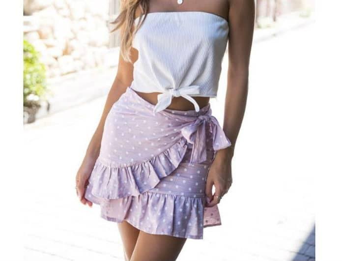 Trend alert! Οι μίνι φούστες επέστρεψαν. Tα top κομμάτια της αγοράς!