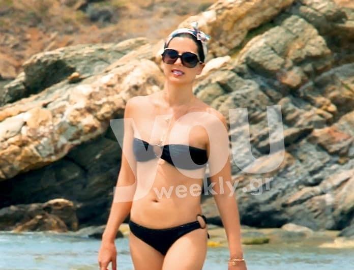 Σταματίνα Τσιμτσιλή: «Τι τρώω στην παραλία για να μην παίρνω κιλά στις διακοπές!»