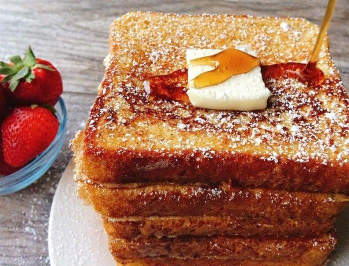 French toast: Η συνταγή που θα αγαπήσουν τα παιδιά σας!