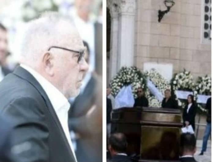 Κηδεία Σωκράτη Κόκκαλη Jr: Αποκλειστικές εικόνες! Τραγικές φιγούρες οι γονείς του... (συνεχής ενημέρωση)