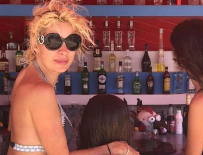 Άρον άρον στην Αθήνα η Ελένη Μενεγάκη! Τι συνέβη; (Βίντεο)