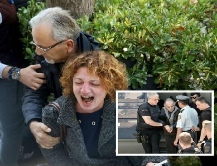 «Φονιά να πεθάνεις»: Η οργή της μάνας της Δώρας Ζέμπερη όταν αντίκρισε τον δολοφόνο της κόρης της!