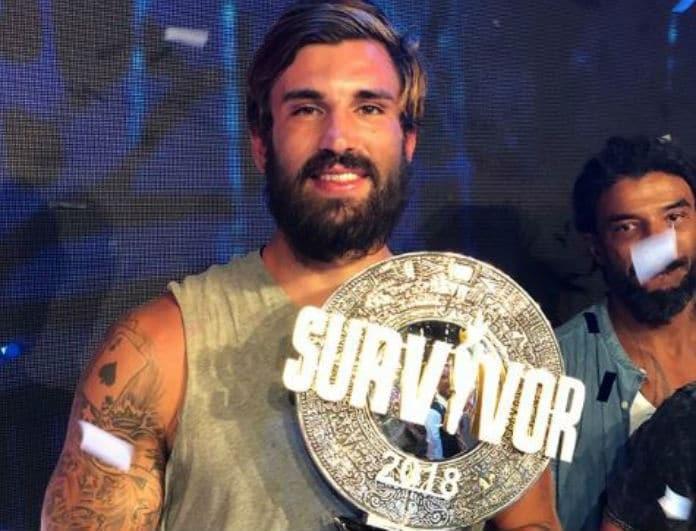 Survivor - αποκάλυψη: Αυτός είναι ο λόγος που ο Ηλίας Γκότσης δεν έκανε καμία ανάρτηση μετά την νίκη του!