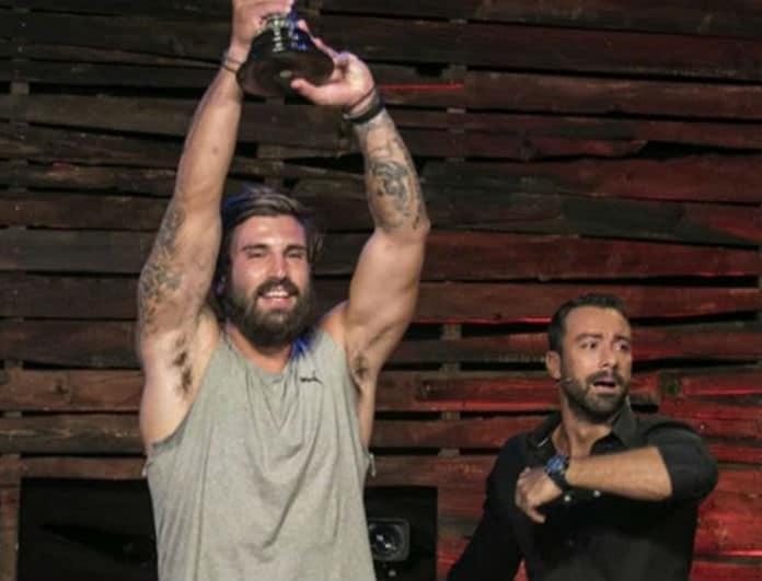 Αυτός είναι ο μεγάλος νικητής του Survivor 2018! Και όχι δεν είναι ο Ηλίας Γκότσης! (βίντεο)