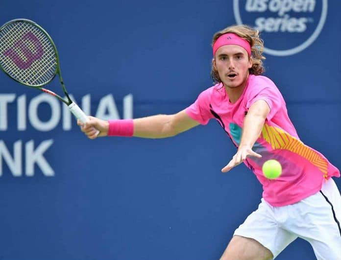 Στέφανος Τσιτσιπάς: Ποιος είναι ο 20χρονος που έκανε όλη την Ελλάδα να μιλάει για.. τένις!